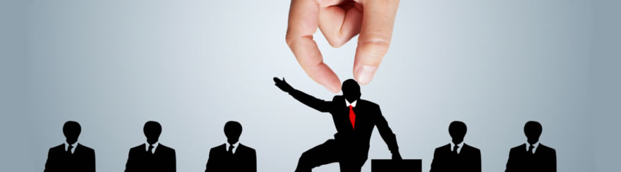 Selecting a Business Person